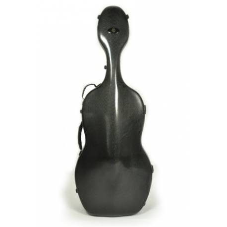 ESTUCHE CELLO BOGARO & CLEMENTE NATURAL CARBON