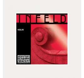 CORDA VIOLI THOMASTIK INFELD VERMELLA 3a Re
