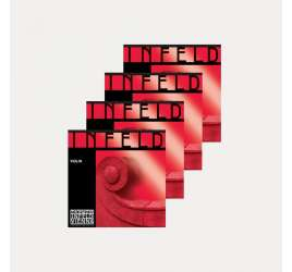VIOLIN STRING THOMASTIK INFELD RED SET