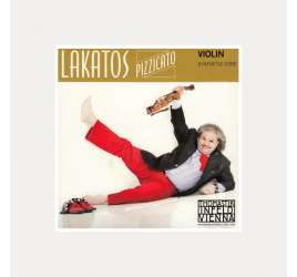VIOLIN STRING THOMASTIK LAKATOS PIZZICATO 1-E