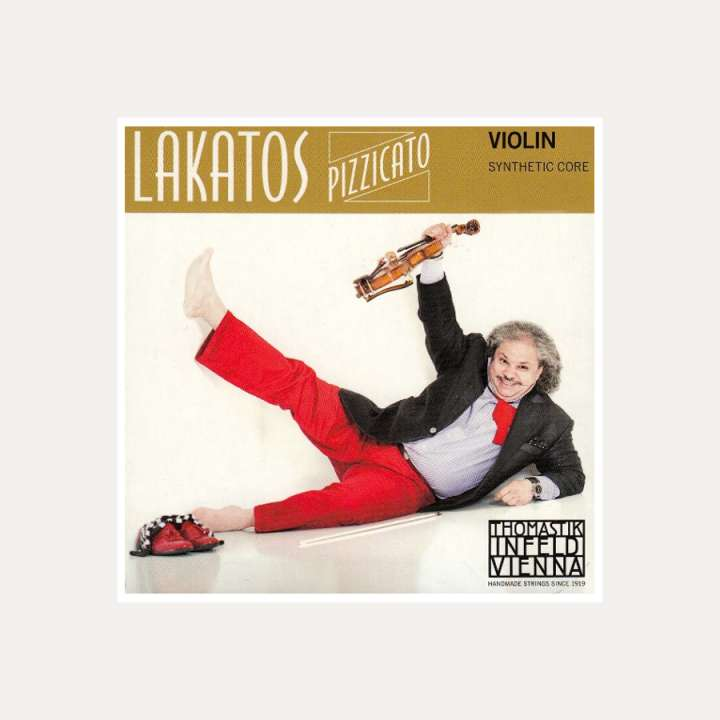 CORDA VIOLI LAKATOS PIZZICATO 3A RE