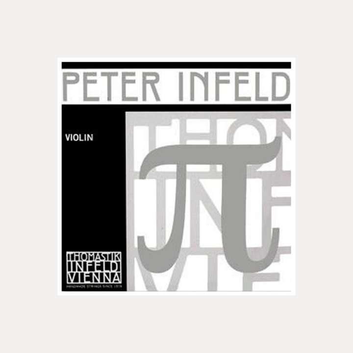 VIOLIN STRING THOMASTIK PETER INFELD 1-E PLATINUM