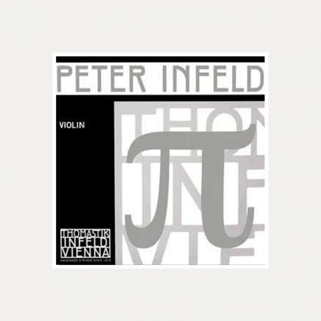 CORDA VIOLI THOMASTIK PETER INFELD 3A RE PLATA