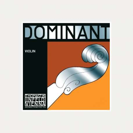 VIOLIN STRING THOMASTIK DOMINANT 3-D SILVER HEAVY