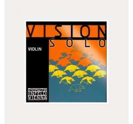VIOLIN STRING THOMASTIK VISION SOLO 4-G BALL