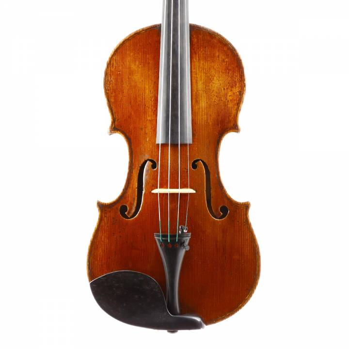 ANCIENT FRENCH VIOLIN S.XIX