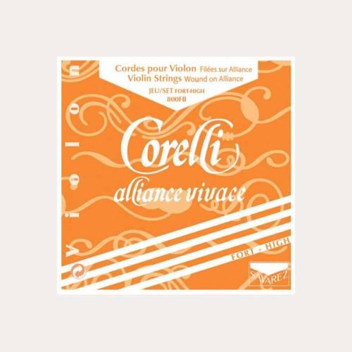 Cuerda violín Corelli Alliance 1a Mi Forte