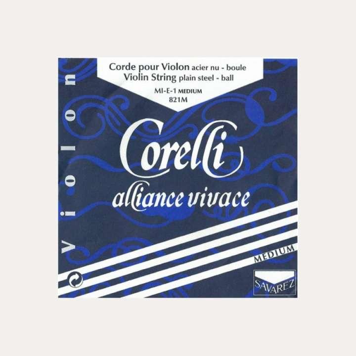 Cuerda violín Corelli Alliance 1a Mi