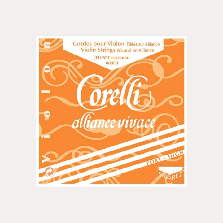 VIOLIN STRING CORELLI ALLIANCE 2-A STRONG