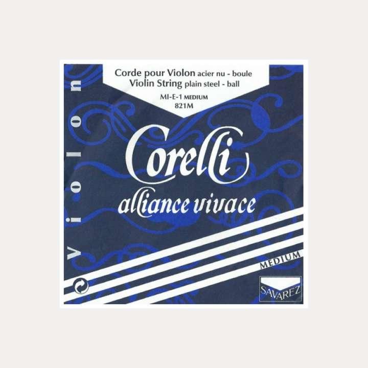 Cuerda violín Corelli Alliance 4a Sol
