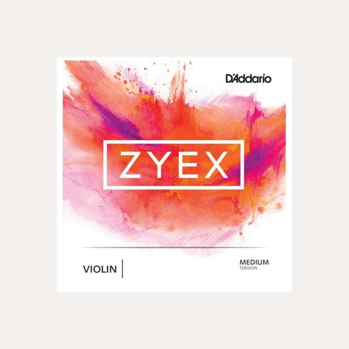 CORDA VIOLI D'ADDARIO ZYEX 3a Re