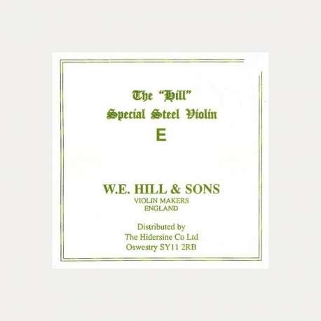 VIOLIN STRING HILL 1-E MEDIUM