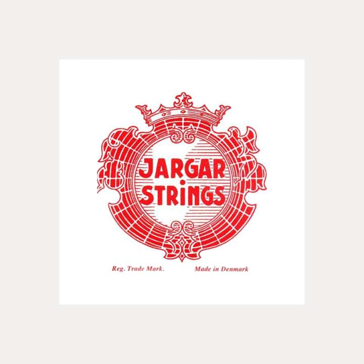 VIOLIN STRING JARGAR RED 1-E