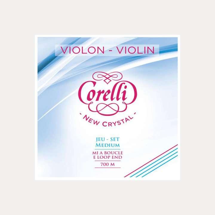 VIOLIN STRING CORELLI CRYSTAL 4 G
