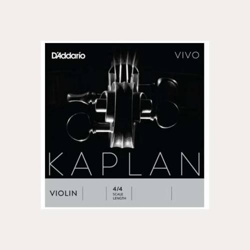 Cuerda violín Daddario Kaplan Vivo 2a La