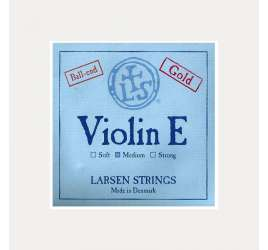 VIOLIN STRING 1E GOLD