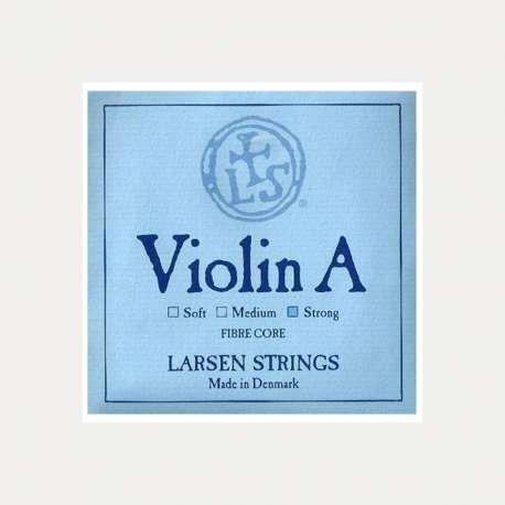 VIOLIN STRING LARSEN 2-A FORTE
