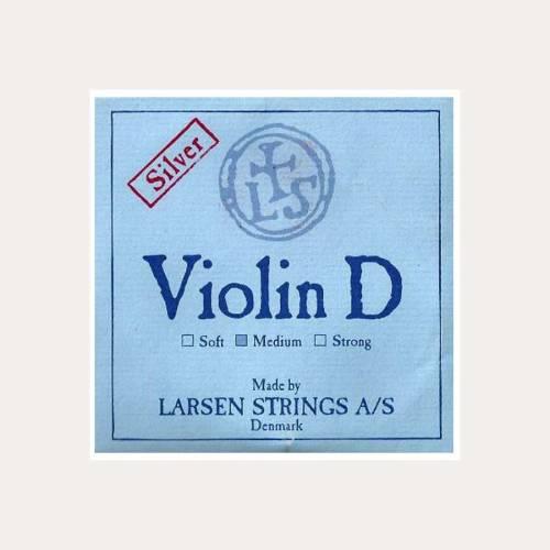VIOLIN STRING LARSEN 3-D SILVER