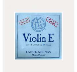 VIOLIN STRING 1E GOLD STRONG