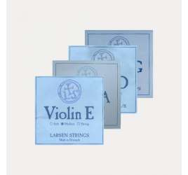 VIOLIN STRING LARSEN SET