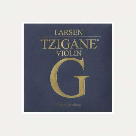 CUERDA VIOLIN LARSEN TZIGANE 4A SOL
