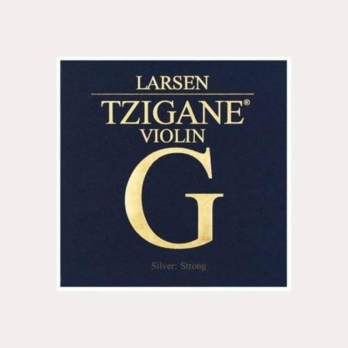 VIOLIN STRING LARSEN TZIGANE 4-G HEAVY