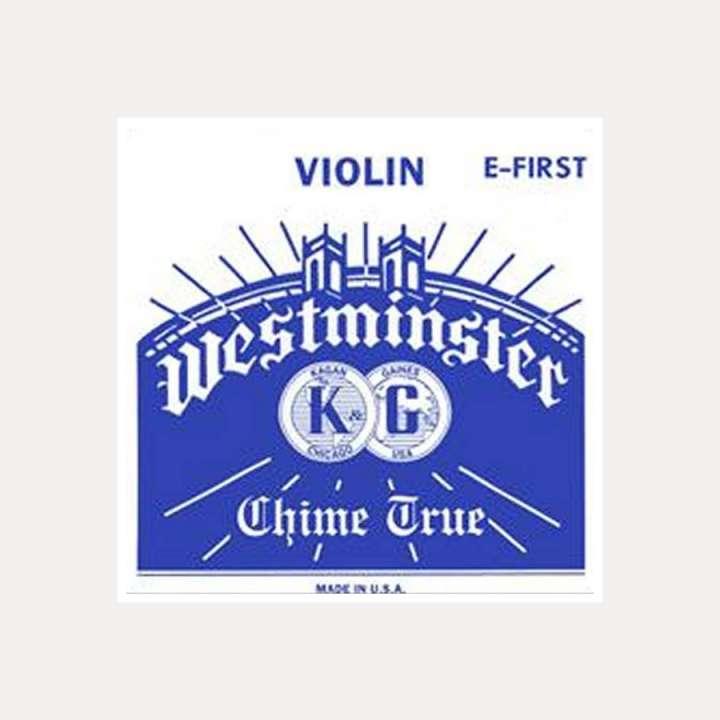 VIOLIN STRING WESTMINSTER 1E 27,5 HEAVY