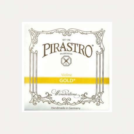 VIOLIN STRING PIRASTRO GOLD 4 G