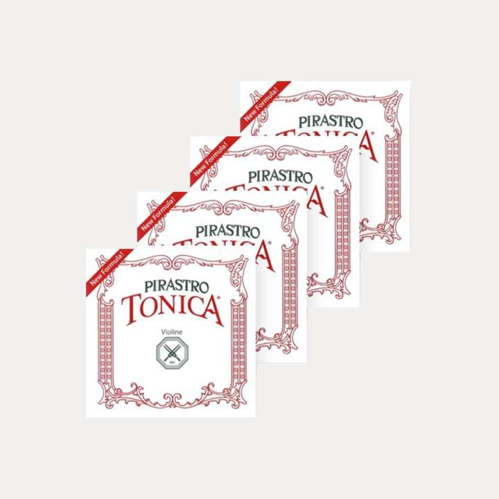 JOC CORDES VIOLI PIRSTRO TONICA 4/4