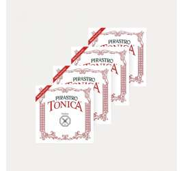 VIOLIN STRING PIRASTRO TONICA SET