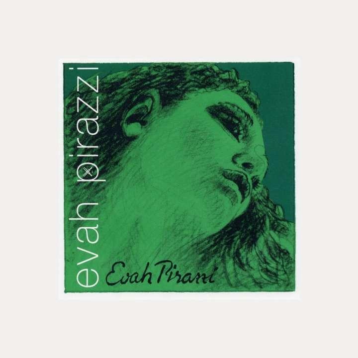 VIOLIN STRING PIRASTRO EVAH PIRAZZI 4-G FORTE