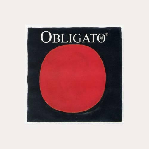VIOLIN STRING PIRASTRO OBLIGATO 2-A ALUMINUM