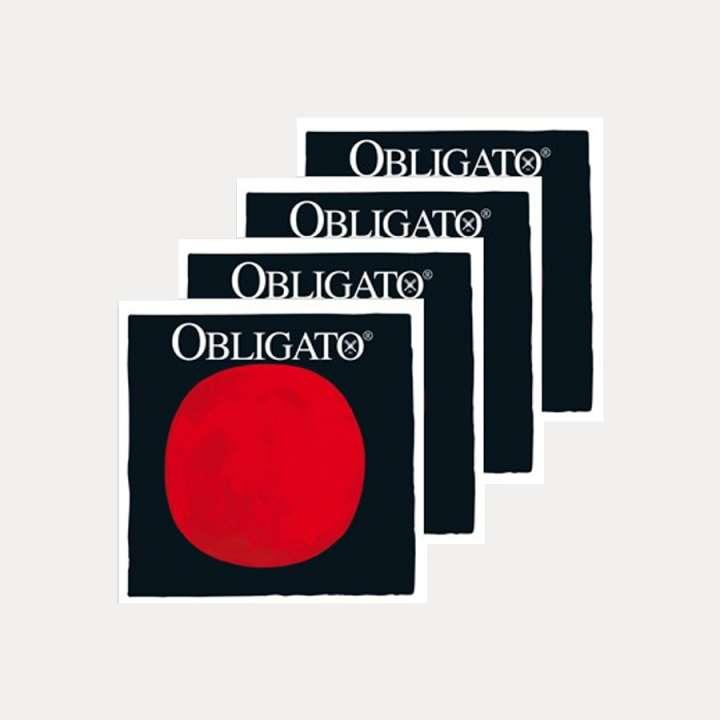 CORDA VIOLI PIRASTRO OBLIGATO JOC COMPLET