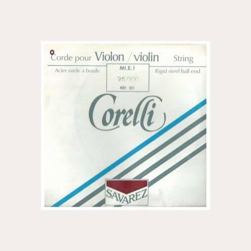 VIOLIN STRING CORELLI 1E