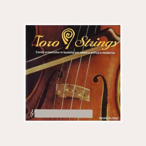 VIOLIN STRING GUT TORO 4A SOL PLATA 70