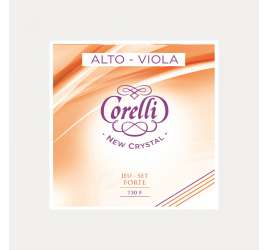 VIOLA STRING CORELLI CRYSTAL 1-A STRONG