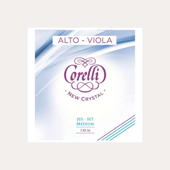 VIOLA STRING CORELLI CRYSTAL 1-A