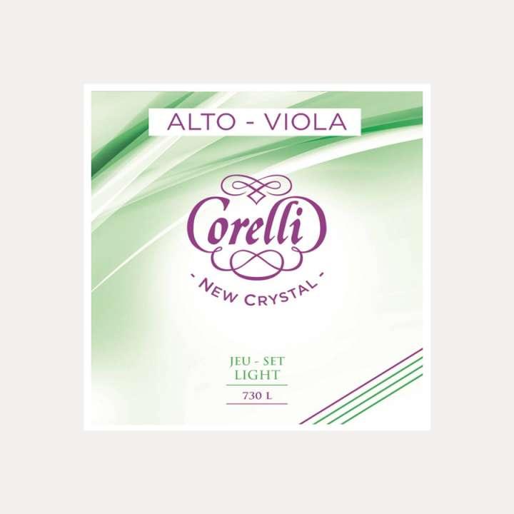 VIOLA STRING CORELLI CRYSTAL 2-D DOLCE