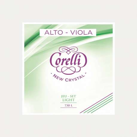 VIOLA STRING CORELLI CRYSTAL 3-G DOLCE
