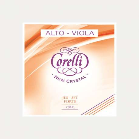 CUERDA VIOLA CORELLI CRYSTAL 3A SOL FORTE