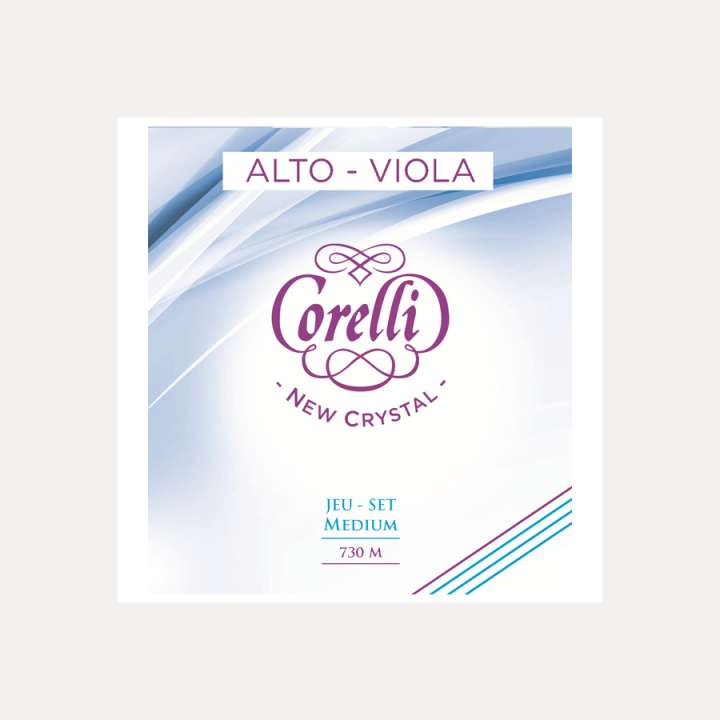 VIOLA STRING CORELLI CRYSTAL 3-G