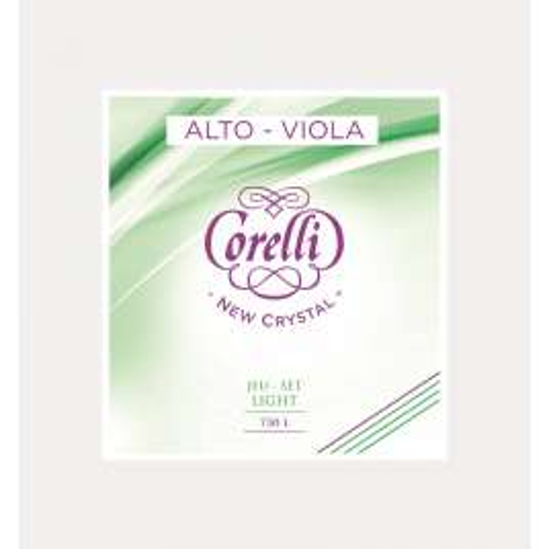 VIOLA STRING CORELLI CRYSTAL 4-C SOFT