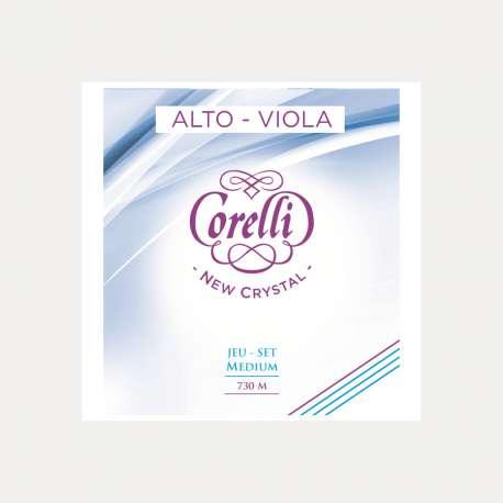 VIOLA STRING CORELLI CRYSTAL 4 C