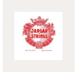 VIOLA STRING JARGAR RED 1-A
