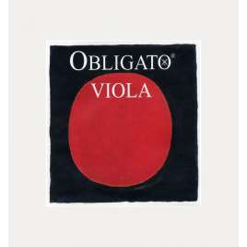 VIOLA STRING PIRASTRO OBLIGATO 4-C HEAVY