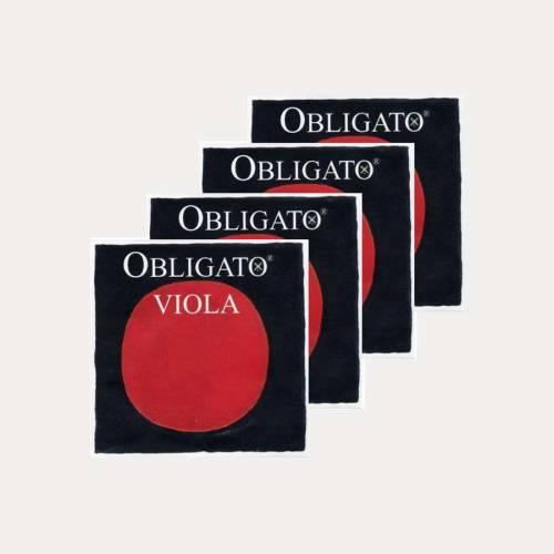 VIOLA STRING PIRASTRO OBLIGATO SET