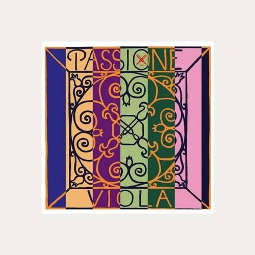 VIOLA STRING PIRASTRO PASSIONE 4-C MEDIUM Gauge 20