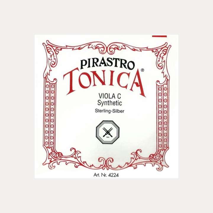VIOLA STRING PIRASTRO TONICA 4-C