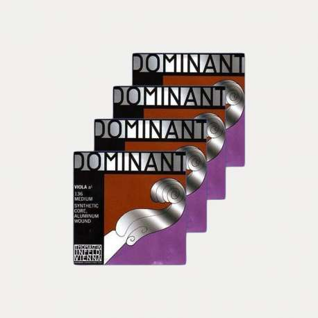 FORTE THOMASTIK DOMINANT VIOLA STRING SET