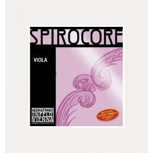 VIOLA STRING THOMASTIK SPIROCORE 3-G STRONG